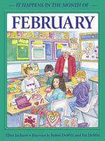 It Happens in the Month of February - Ellen B. Jackson