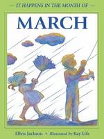 It Happens in the Month of March - Ellen B. Jackson