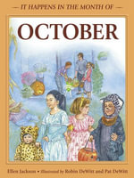 It Happens in the Month of October - Ellen B. Jackson
