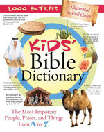 Kids' Bible Dictionary - Jean Fischer