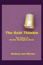 The Gold Thimble - Barbara Warren