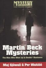 The Man who went up in Smoke \ Roseanna : Martin Beck Mysteries - 2 Books in 1 - Maj Sjowall
