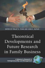 Theoretical Developments and Future Research in Family Business. Research in Entrepreneurship and Management.