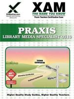Praxis Library Media Specialist 0311 Teacher Certification Test Prep Study Guide : Stems - Sharon Wynne