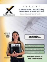Texes Generalist EC-6 191 Mathematics Boost Edition : Mathematics - Sharon A Wynne