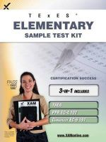 Texes Elementary Sample Test Kit : Thea, Ppr EC-4 100, Generalist EC-6 191 Teacher Certification Study Guide - Sharon A Wynne