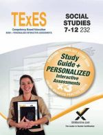 Texes Social Studies 7-12 232 Book + Online - Sharon Wynne