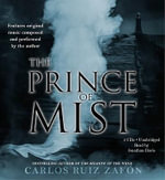 The Prince of Mist - CD - Carlos Ruiz Zafon