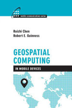 Geospatial Computing in Mobile Devices - Ruizhi Chen