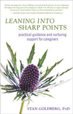 Leaning Into Sharp Points : Practical Guidance and Nurturing Support for Caregivers - Stan Phd Goldberg