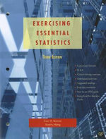 Exercising Essential Statistics - Evan M. Berman