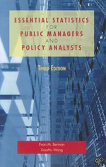 Essential Statistics for Public Managers and Policy Analysts - Evan M. Berman