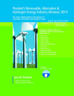 Plunkett's Renewable, Alternative & Hydrogen Energy Industry Almanac 2014 - Jack W. Plunkett
