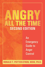 Angry All the Time : An Emergency Guide to Anger Control - Ronald Potter-Efron