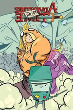 Adventure Time the Flip Side - Colleen Coover