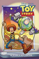 The Return of Buzz Lightyear : The Return of Buzz Lightyear - Jesse Blaze Snider