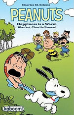 Peanuts Happiness Is a Warm Blanket, Charlie Brown : Peanuts (Paperback) - Charles M Schulz