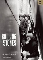 Rolling Stones : One on One - Gered Mankowitz
