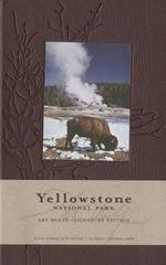 Yellowstone Journal : Art Wolfe Signature Edition - Art Wolfe