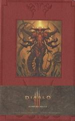 Diablo Burning Hells Journal - Insight Editions