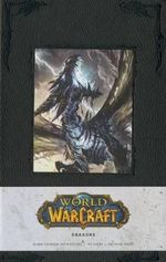 World of Warcraft Dragons Blank Journal - Blizzard Entertainment