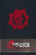 Gears of War Judgement Blank Journal : Hardcover Large Blank Journal - Epic Games