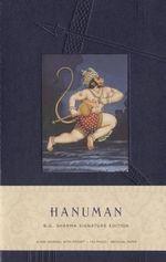 Hanuman Blank Journal - B G Sharma