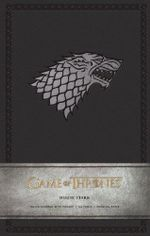 Game of Thrones Ruled Journal : House of Stark - Insight Editions