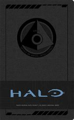 Halo Hardcover Ruled Journal - Insight Editions
