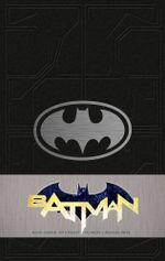 Batman Ruled Journal - Insight Editions