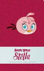 Angry Birds Stella Hardcover Ruled Journal - Rovio Books