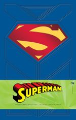 Superman Ruled Journal - Insight Editions