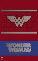 Wonder Woman Ruled Journal - Insight Editions