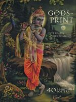 Gods in Print: the Krishna Poster Collection : Masterpieces of India's Mythological Art - Mark Baron