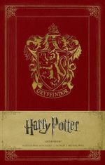 Harry Potter Gryffindor : Hardcover Ruled Journal - Insight Editions