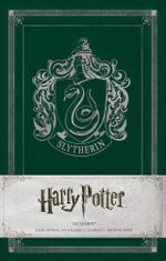 Harry Potter Slytherin : Hardcover Ruled Journal - Insight Editions
