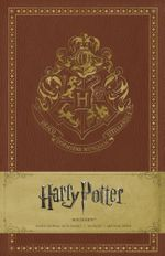Harry Potter Hogwarts : Hardcover Ruled Journal - Insight Editions