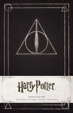 Harry Potter Deathly Hallows : Hardcover Ruled Journal - Insight Editions