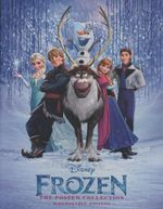 Frozen : The Poster Collection - Insight Editions