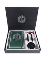 Harry Potter Slytherin Deluxe Stationary Set - Insight Editions