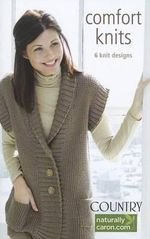 Comfort Knits - Leisure Arts