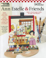 Ann Estelle & Friends : Papercrafts with Ann Estelle & Friends (Leisure Arts #5056) - Mary Engelbreit
