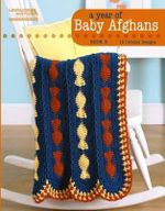 A Year of Baby Afghans Book 5 (Leisure Arts #5260) : A Year of Baby Afghans Book 5 - Anne Halliday