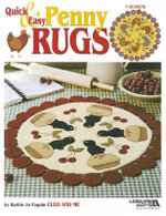 Quick & Easy Penny Rugs - Barbie Jo Paquin