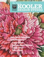 The Best of Kooler Design Studio : Cross Stitch Collections from Designers: Linda Gillum, Barbara Baatz Hillman, Sandy Orton, Nancy Rossi - Kooler Design Studio