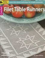 Filet Table Runners - Joyce Geisler