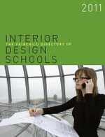 The Fairchild Directory of Interior Design Schools - Fairchild Books