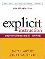 Explicit Instruction : Effective and Efficient Teaching - Anita L. Archer