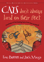 Cats Don't Always Land on Their Feet : Hundreds of Fascinating Facts from the Cat World - Erin Barrett