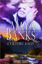 Colters' Lady : Colters' Legacy Series : Book 2 - Maya Banks